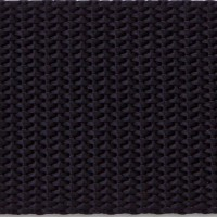 Nylon Webbing Black