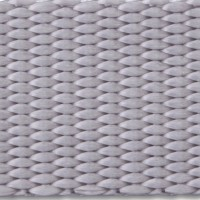 nylon webbing grey